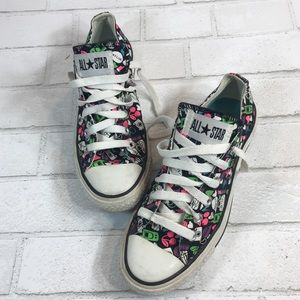 Chuck Taylor Converse Lo Top Shopping Sneakers 7